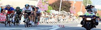 Critérium  cycliste Lacq Audéjos