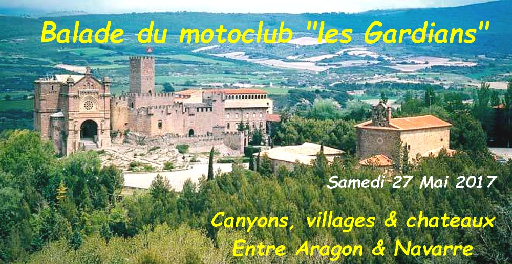 Evenement sortie aragon