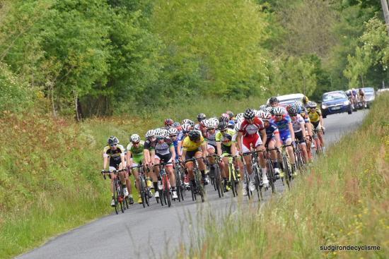 Tour des ecureuils 2017 2eme etape bazas beaulac 084